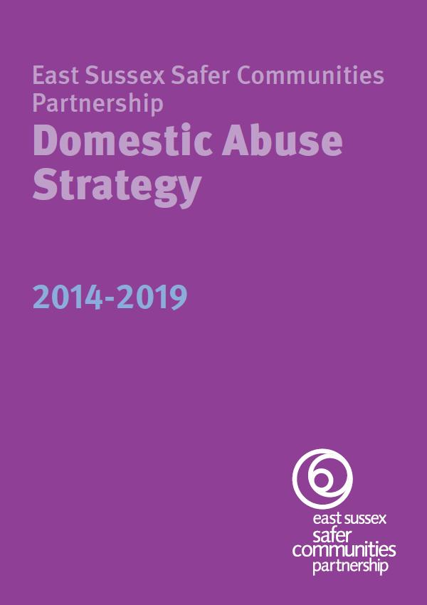 Image of the Domestic Abuse Strategy document